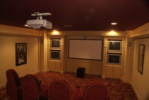 Home Theater Photo Gallery